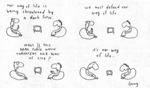 Michael Leunig - Way of Life