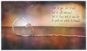 michael Leunig - A path to Travel